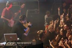 Music band Lumen stock photos