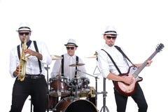 Music Band Royalty Free Stock Photos