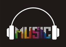 Music. Royalty Free Stock Photos