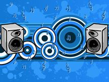 Music Blues Royalty Free Stock Photo