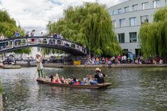 Music Boat in Camden Royalty Free Stock Images