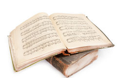 Music Book Stock Photos