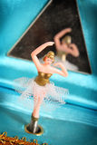 Music box dancer Stock Photo
