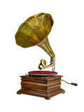 Music box retro isolated Stock Image