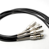 Music cable Stock Photo