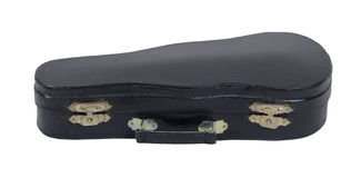 Music Case with Handle Stock Images