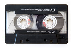 Music cassette tape Stock Photos