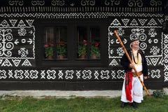Music , Cicmany , Slovakia Royalty Free Stock Photo