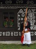 Music , Cicmany , Slovakia Royalty Free Stock Images