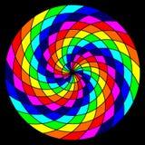 Music color circle Royalty Free Stock Photo