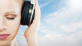 Music concept. Royalty Free Stock Images