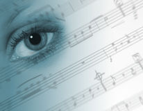 Music concept Royalty Free Stock Photo