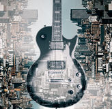 Music concept Royalty Free Stock Photography