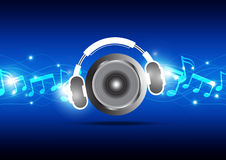 Music concept design Royalty Free Stock Image
