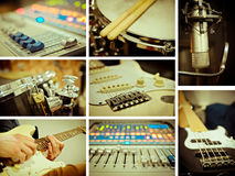 Music concept Stock Image