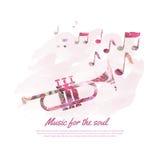 Music Concept Illustration Royalty Free Stock Photo