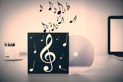 Music concept Royalty Free Stock Image