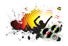 Music concert Royalty Free Stock Photo
