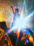 Music Concert event night out Royalty Free Stock Image