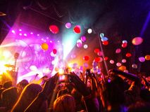 Music Concert event night out Royalty Free Stock Photos