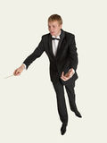 Music conductor Stock Images