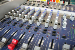 Music control Stock Image