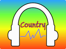 Music Country Royalty Free Stock Photos