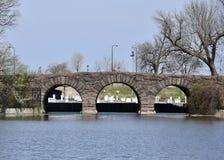 Music Court Bridge Stock Images