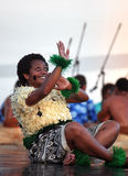 Music and dance from Fiji royalty free stock photos
