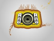 Music desgin Stock Photo