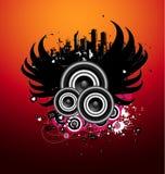 Music design Stock Images