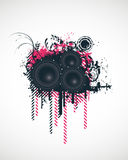 Music Design Elements Royalty Free Stock Image