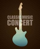 Music design Royalty Free Stock Image