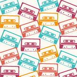 Music design over white background vector illustration Royalty Free Stock Photography