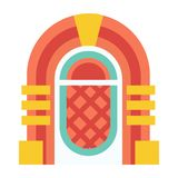 Music digital icon graphic design stock photography