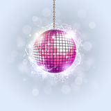 Music Disco Ball Royalty Free Stock Images