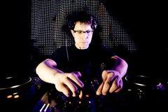 Music DJ Stock Image
