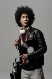 Music DJ portrait Royalty Free Stock Photography