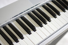 Music electric piano Royalty Free Stock Photo