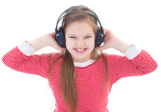 Music, electronics, child and youth Stock Photos