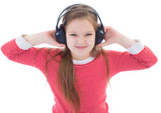 Music, electronics, child and youth Royalty Free Stock Photography