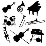 Music Elements Stock Images