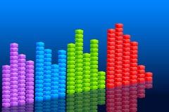 Music Equaliser Stock Photos