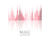 Music Equalizer Stock Images