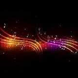 Music Equalizer Stock Image