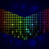 Music equalizer Royalty Free Stock Image