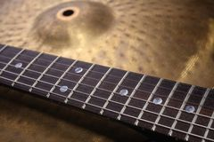 Music equipment closeup Stock Image