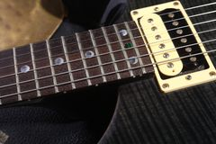 Music equipment closeup Royalty Free Stock Photography