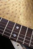 Music equipment closeup Stock Photo