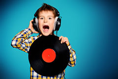 Music fans Royalty Free Stock Images